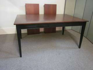 Ethan Allen American Impressions Cherry Dining Table