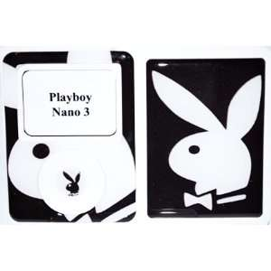 Play Boy iPod Nano 3G Skin Cover Automotive
