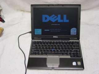 Dell D420 Laptop 1.0GHz Core Solo 1.5 GB NO HD