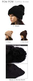 New hat pom pom topped beanies hats Mens ski beanie skull hat womens