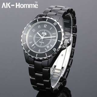 Ceramic Mens Ladies Women Lady Exclusive Fashion Wrist Watch