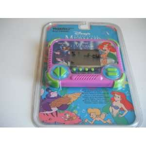 THE LITTLE MERMAID LCD GAME (1993 TIGER ELECTRONICS) Toys & Games