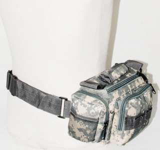 SWAT MOLLE TACTICAL UTILITY WAIST HAND BAG POUCH  3955