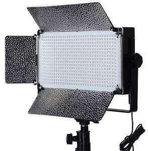 Video Lighting LED Video Light 500 Led Light Panel With Dimmer Switch