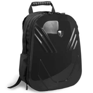 World Tuttle Black 18 inch PC Tablet Backpack