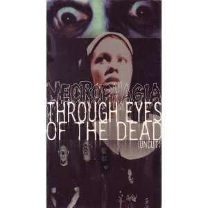 Necrophagia Through Eyes of the Dead [VHS]: Anton Crowley