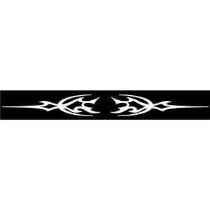 Tribal (White) Sunscreen   Xpression: Automotive