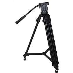 Bell and Howell VT 60 Professional Aluminum Video Tripod