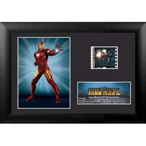 Iron Man 2 (Series 3) Framed Mini Film Cell Presentation