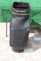 CALLAWAY BIG BERTHA STAFF GOLF BAG W/STRAP & COVER