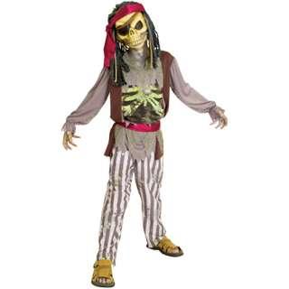 Ghost Ship Pirate Child Halloween Costume Halloween