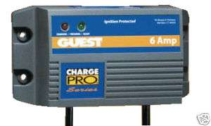 NEW Guest Marine Boat Battery Charger 69 2608a