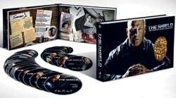 The Shield The Complete Series (DVD)