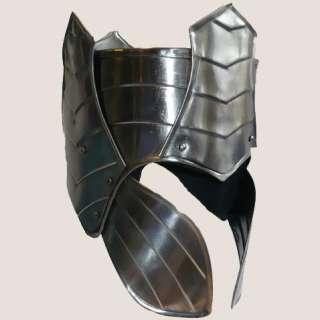 MEDIEVAL Fantasy ELVEN Warrior KING Padded HELMET LARP