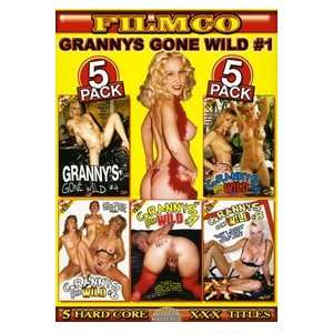 Grannys Gone Wild 01 {5 Disc Set}