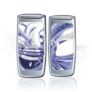 Design Skins for Nokia 2652   Icy Rings Design Folie