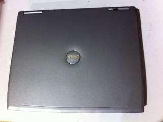 DELL LATITUDE D610 14 LCD SCREEN 1400x1050 W/BEZEL INVERTER SCREEN