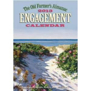 Farmers Almanac 2013 Engagement Calendar (9781571985811): Old Farmer