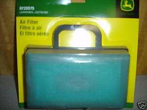 JOHN DEERE OEM AIR FILTER #GY20575 NEW IN PACKAGE