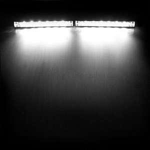 2 PCS Car Truck Universal LED Light, Fog Light