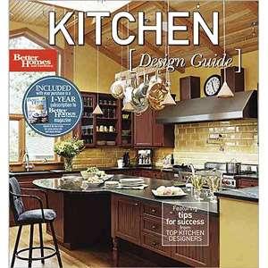 Better Homes and Gardens Kitchen Design Guide, Better