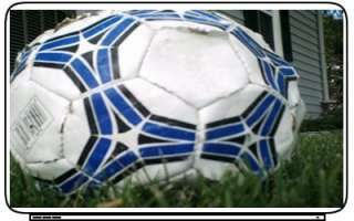 Soccer Ball Laptop Netbook Skin Cover Sticker Decals