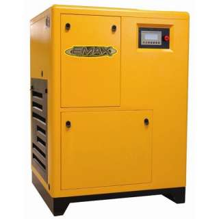 Emax 200 HP 3PH Dual Volt Rotary Screw Air Compressor