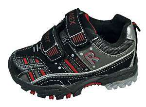 NEW TODDLER BOYS LIGHT UP SNEAKERS SIZES 5 6 7 8 9