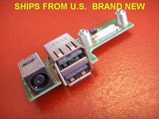 NEW Dell Inspiron 1525 1526 Power USB Port MotherBoard