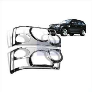 Zunden Trim Chrome Tail Light Trim 06 09 Land Rover Range