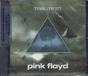 PINK FLOYD TRIBUTE SEALED CD STYX TOTO YES DEEP PURPLE
