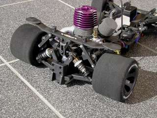 very serious racing car easily capable of speeds in excess of 70mph
