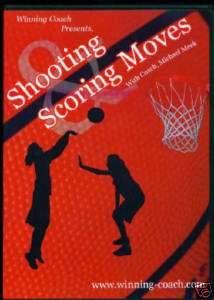 Basketball Coaching Dvd   Shooting & Scoring Moves