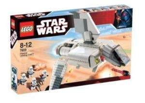 Lego Star Wars Imperial Landing Craft 7659 Sealed Box