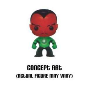 Sinestro Pop! Heroes   Green Lantern Movie   Vinyl Figure