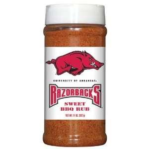 Arkansas Razorbacks NCAA Sweet BBQ Rub (11oz) Sports