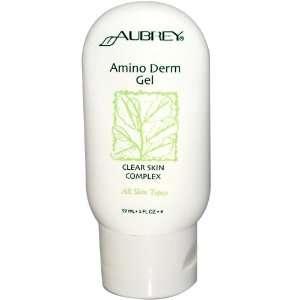 Amino Derm Gel Clear Skin Complex 2oz Health & Personal