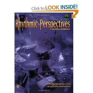 Rhythmic Perspectives (9780769291468) Gavin Harrison Books