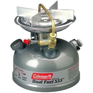 Coleman Portable Single Fuel Burner Camp Pro Stove