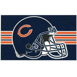 Chicago Bears   Helmet 3X5 Flag NFL Pro Football Sports