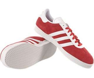 ADIDAS Originals Mens Gazelle 2 Retro Suede Sneakers Casual Shoes