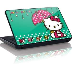 Hello Kitty Polka Dot Umbrella skin for Dell Inspiron