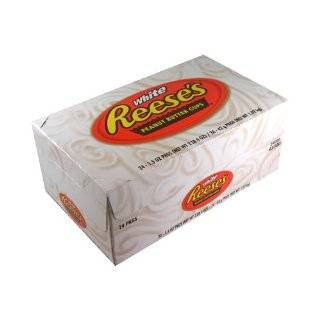 Reeses White Chocolate Peanut Butter Cup 24 Packs