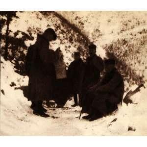 1939 Print Serbian King Peter Albanian Mountains War Army