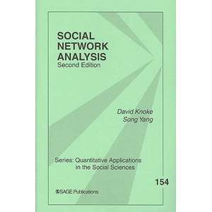 Social Network Analysis, Knoke, David Political & Social