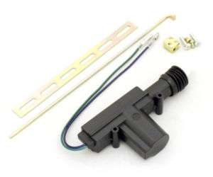 PAIR OF 2 WIRE POWER DOOR LOCK ACTUATOR FOR 2 DOORS
