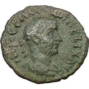 Viminacium Bull Lion Legions Nice Ancient Roman Coin: Everything Else