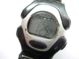 Adidas sport watch multi function water resistant