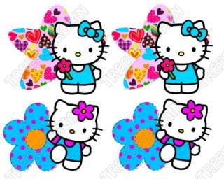 Hello Kitty Shirt Iron on Transfers #2