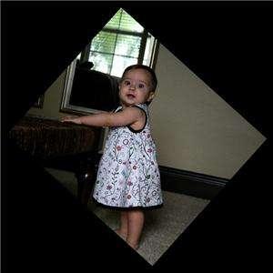 New Hip Bug Flower baby infant girl dresses kid clothes